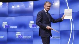 Großbritannien beantragt EU-Austritt