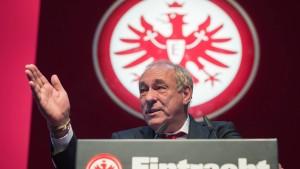 Eintracht Frankfurt lässt AfD-Politiker nicht in den Verein