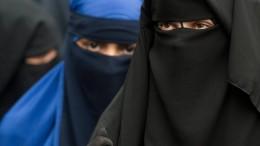 Mehrere Dutzend Frauen und Minderjährige als Gefährder eingestuft