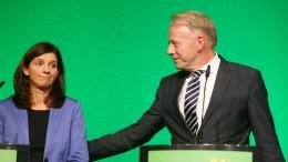 Die Bundesdelegiertenkonferenz der Grünen