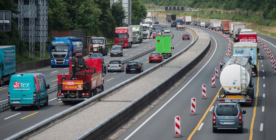 Verkehr Hessen
