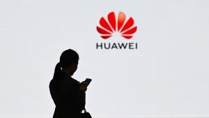 Huawei ist eine Gefahr für die Sicherheit