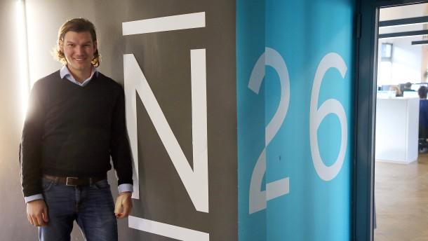 N26 will im Herbst  in Amerika starten