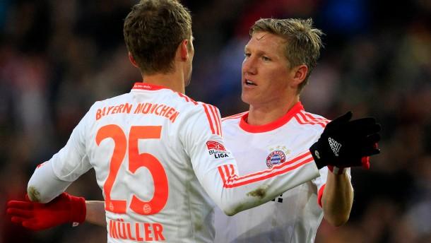 """Trendfarbe """"infrared"""": Strahlender FC Bayern"""