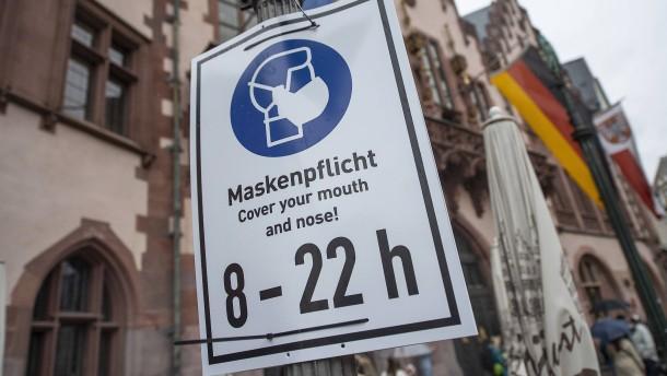 Weiterer Anstieg im Rekord-Hotspot Frankfurt