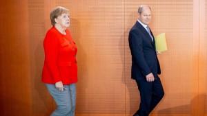 Merkels Machtschwund