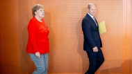 Merkels Machtverlust – Scholz' Strategie