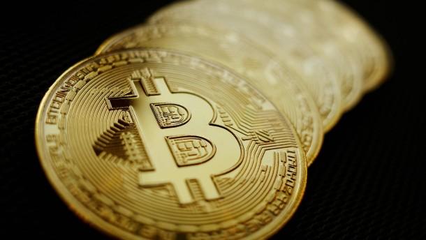 Der Bitcoin hat es in sich