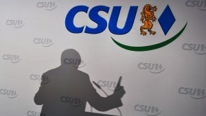 Der CSU gehen die Hoffnungen aus
