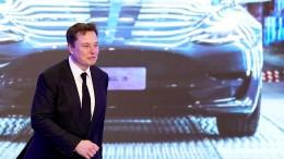 Tesla feiert sein Überleben mit Rekordzahlen