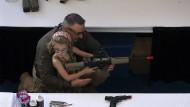 Jugend ballert: Die NRA versucht auf ihren Kongressen, die Amerikaner so früh wie möglich an Waffen zu gewöhnen (Archivfoto).