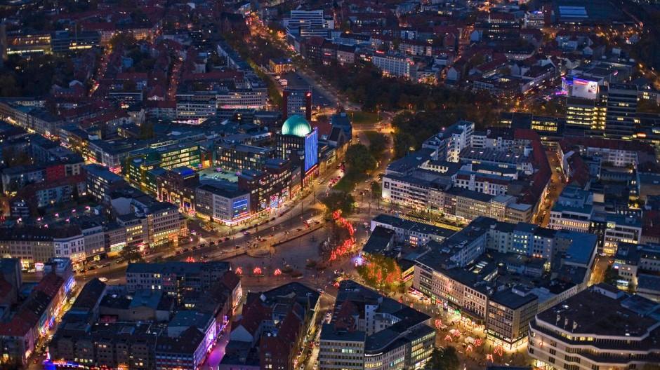 Der schöne Schein hat nicht getrogen: Hannover, die Stadt, in der sich viele gut verstanden