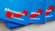 AfD in Umfrage drittstärkste Partei im Bund