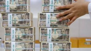 Japans Notenbank lockert ihre Geldpolitik nicht