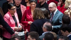 Bundestag verlängert Aussetzung des Familiennachzugs