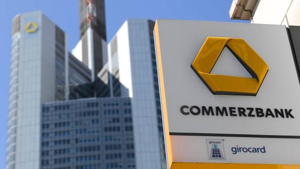 Commerzbank macht mehr Verlust als befürchtet
