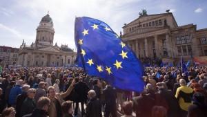 Europa ist eine Idee, die zum Gefühl werden muss