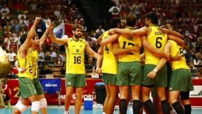 Wieder im Finale: Weltmeister Brasilien