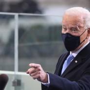 Joe Biden ist der 46. Präsident der Vereinigten Staaten von Amerika.