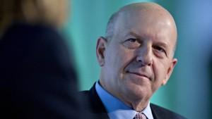 Der DJ von Goldman Sachs