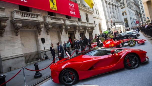 Für wenige Dollar Teil des Mythos Ferrari werden