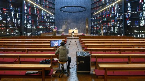 Gottesdienste ohne Gemeinde