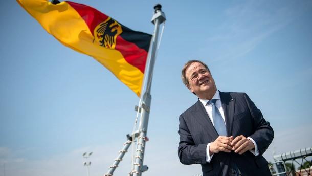Laschet bekräftigt CDU-Anspruch auf Kanzlerkandidatur