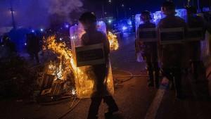 Proteste nach Urteil gegen Katalanen-Anführer