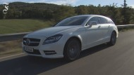 Mercedes CLS 500 Shooting Brake