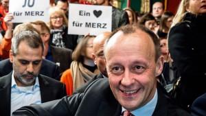 """""""Die Union ist ähnlich gefährdet wie die SPD"""""""