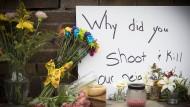 Amerikanischer Polizist erschießt Australierin