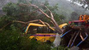 Super-Taifun tötet zahlreiche Menschen