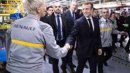 Frankreich unterstützt Autohersteller mit 8 Milliarden Euro