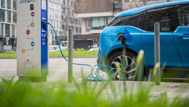 Elektroautoquote in Norwegen bei mehr als 50 Prozent