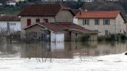 Drei Tote durch Unwetter im Südwesten Frankreichs