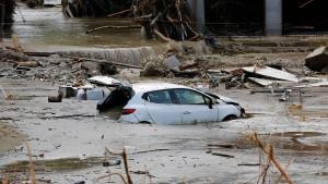 Elf Tote durch Hochwasser in der Türkei