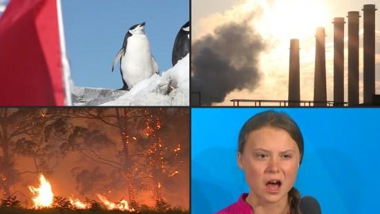 Ein Jahr der Klimaextreme