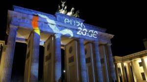 Deutsche EU-Ratspräsidentschaft offiziell gestartet