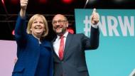 Siegessichere SPD setzt auf hohe Wahlbeteiligung