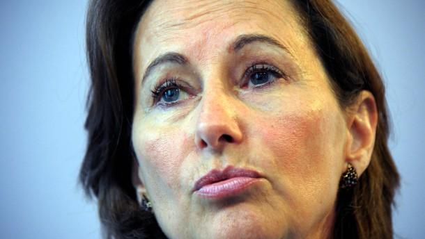 Und was wird aus Ségolène Royal?