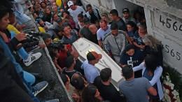 Achtjährige in Favela erschossen