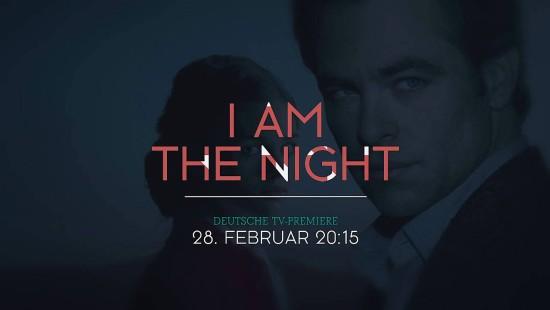 """I am the Night"""