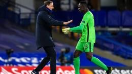 Tuchel mit Chelsea im Finale