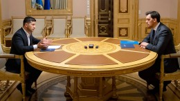 Selenskyj lehnt Rücktritt seines Regierungschefs ab