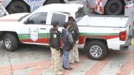 Schwarz gefärbte Haare: Ethan Couch bei der Abschiebung aus Mexiko zurück in die Vereinigten Staaten