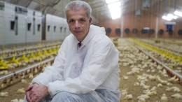 """""""Wir werden Soja-Futter durch Insekten ersetzen"""""""