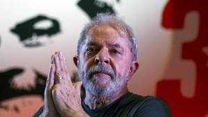 Brasiliens früherer Präsident Lula muss ins Gefängnis