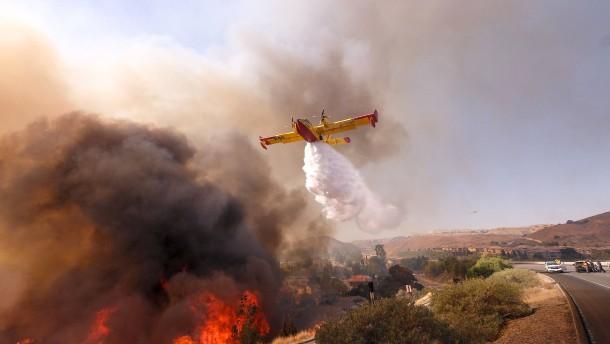 Zahl der Opfer in Kalifornien steigt immer weiter