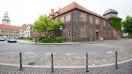 Konzept gesucht: Hanaus Schlossplatz mit dem Kanzleigebäude