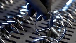 Daimler senkt abermals Gewinnprognose